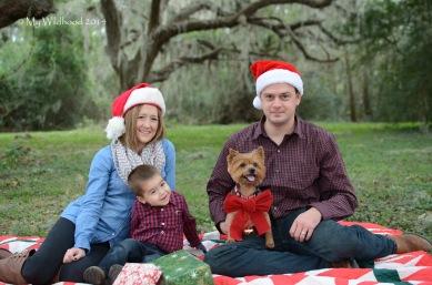 Festive Family