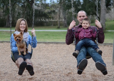 """The Richter Family-""""Swinging Into The New Year"""""""
