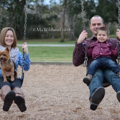 "The Richter Family-""Swinging Into The New Year"""
