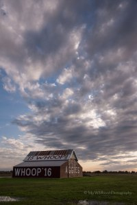 Aggie Barn, (portrait), College Station, Texas